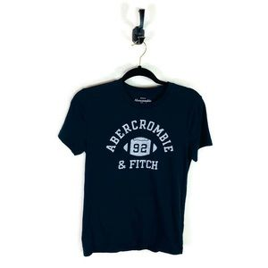 5 for $30 Abercrombie & Fitch T-Shirt Black Sz XS